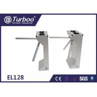 Quality Bidirectional Waist High Turnstile Mechanism Security Barrier Gate Entry Systems for sale