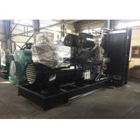 Buy cheap China Brand Wuxi Power 1000KVA Industrial Diesel Generator 1500RPM 50Hz from wholesalers