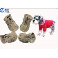 Buy Lovely New DOG BOOT Waterproof Anti-Slip Pet Shoes Boot Classic Warm Dog Shoes at wholesale prices