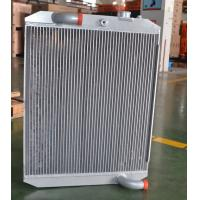 Quality Engine Cooling System with combined water cooled heat exchanger for sale
