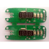Quality 1.6mm Green Solder Mask PCB Board Assembly with LCD White Silkscreen for sale