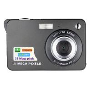 Quality Flash Light 5MP HD Digital Compact Camera CMOS Image Sensor H5.0 Mega Pixels 1280X720P for sale