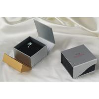 Quality good quality paper jewelry boxes wholesale in China for sale