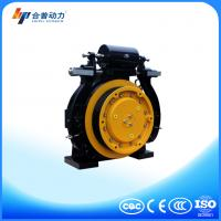 Quality WTD1 630KG no noise PM motor traction machine elevator spare part for bucket elevator for sale