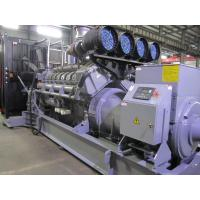 Quality Water Cooled Perkins Diesel Genset 4016-61TRG3 With 1800KW Output Power for sale