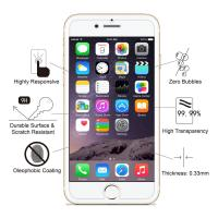 Quality 99% HD Clarity Premium Smartphone Glass Screen Protector Touch Sensitive for sale