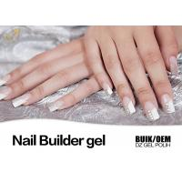 Quality 15ml UV / LED Nail Builder Gel Nail Gel Extensions Free Sample Available for sale