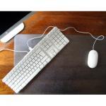 Quality Personalized Pvc Foam Desk Pad Floor Protective Clear Desk Mat for sale