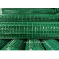 Quality 2 X 2 PVC Coated Welded Wire Mesh Roll Square Mesh Hole For Chicken Cage for sale