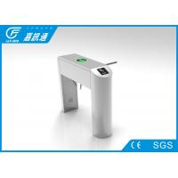 Quality Automatic Security Coin Operated Turnstile For Ticket Checking And Counting for sale