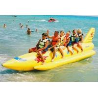China Inflatable Towable Water Sports, Inflatable Single Tube Banana Boat on sale