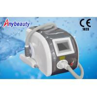 Quality Women / Men 532nm Q Switched Nd Yag Laser Machine , Equipment For Arm Tattoo Removal for sale