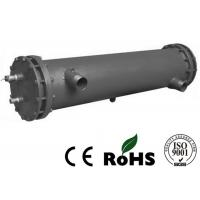 Quality Chiller Corrosion Resistant Shell Tube Heat Exchangers Oil Cooler Single Circuit for sale