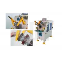 Quality High efficiency Motor stator winding inserting machine coil servo CCC Certificate for sale