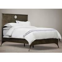 Quality Wave Embroidered White Modern Duvet Covers And Shams 100% Cotton 4 Pcs for sale