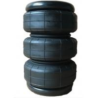 China Contitech Triple Convoluted Air Spring , Triple Bellow Air Spring 3S2300 Nature Rubber on sale