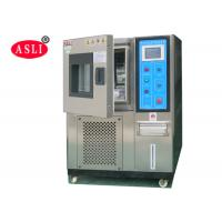 Quality Simulation Touch Programmable Climatic Control Test Chamber , Temperature Test Chamber for sale