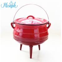 Buy Enamel cast iron potjie pot at wholesale prices