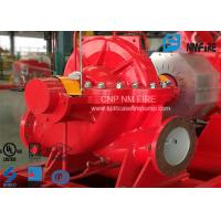 Quality High Efficiency Centrifugal Fire Pump 4000Usgpm Ductile Cast Iron Materials for sale