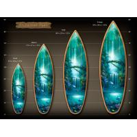 Quality Super Durable Inflatable SUP Board SL1078 Extra Stability Blade Shape 168L Volume for sale
