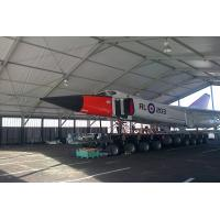 Quality Stunning Permanent Aircraft Hangar Tents With 30x40m Self - Supporting for sale