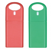 Quality JL-PA107J 20ml Card Perfume Bottle Travelling Bottle Plastic for Perfume for sale
