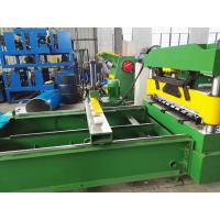 Buy cheap Sheet Crimped Metal Roofing Roll Forming Machine With PLC Control System , 0.7mm from wholesalers