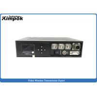 Buy 10W Wireless COFDM Video Transmitter 100km Video+UAV Autopilot and Telemetry AES at wholesale prices
