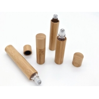 Quality JL-RL005 10ml  Bamboo Cosmetic Containers for sale