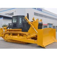 Buy cheap 320HP SD32 SHANTUI Crawler Bulldozer With 335.5L / Min Displacement from wholesalers