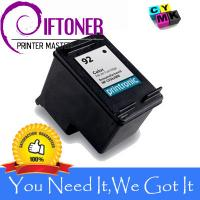 Quality Compatible HP C9362WN (HP 92) Black Ink Cartridge for sale