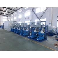 China 3000 - 9000 L/H Automatic PLC Centrifugal Oil Separator For HFO Power Plant on sale