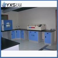 chemical laboratory bench