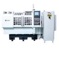 Buy cheap CNC Internal And External Circular Composite Grinding Machine For High Accuracy from wholesalers