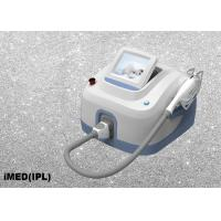 Quality SHR Laser Hair Reduction for Home , Skin Rejuvenation IPL Beauty Equipments for sale