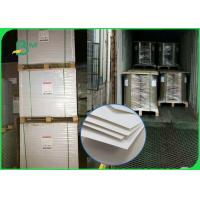 Quality 300 350 400GSM White SBS Board Folding Box Board for Food Packaging for sale