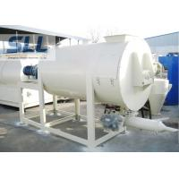 Quality Professional Dry Mix Mortar Mixer Carbon Steel Material OEM / ODM Acceptable for sale