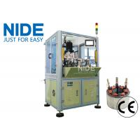 Quality Electric Motor Coil Winding Machine , Coil Winding Machinery for BLDC Stator for sale