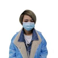 Quality Comfortable Hygienic Face Mask Personal Care Disposable Non Woven Face Mask for sale