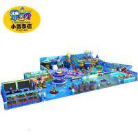 Quality Professional Indoor Play Centre Equipment , Happy Baby Large Indoor Play Structures for sale