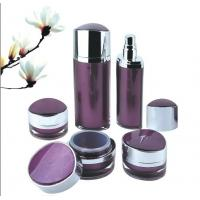 Quality 2oz 4oz  60cc  120cc  eye shaped plastic cosmetic packaging lotion pump  bottle for sale