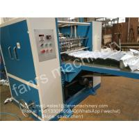 Automatic Foil Sheet Making Equipment for Food / Pop Up Foil Sheet Folding Machine