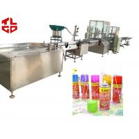 Quality Pneumatic Stainless Steel Automatic Aerosol Filling Machine 20CBM for sale
