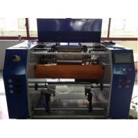 Quality Tear Line Aluminium Foil Rewinding Machine For House Packaging for sale