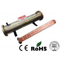 Quality Professional Horizontal Shell And Tube Condenser R407C Refrigerant Energy Saving for sale