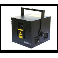 Quality 3W RGB Animation Mini Laser Projector Stage Lighting With Light Source Induction Lamps for sale