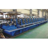 Quality 17 Main Rollers Hot Cold Roll Forming Machine For Thickness 1.5 - 3.0mm Cz Purlin Machine for sale