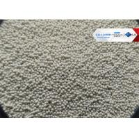 China 900 HV Zirconium Silicate Ceramics Balls 4 G / Cm3 Density For Printing Ink Grinding on sale