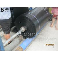 Quality plastic ground cover geotextile anti uv woven geotextile/agricultural mulch film for sale