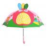 Buy cheap UV Resistant Cartoon Kids Rain Umbrellas , Manual Childrens Animal Umbrellas from wholesalers